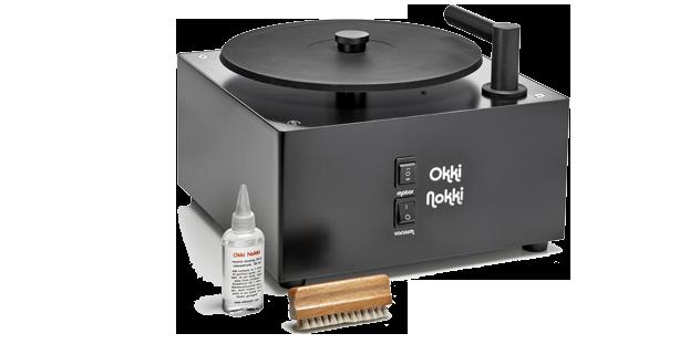Okki Nokki's Record Cleaning Machine - Black